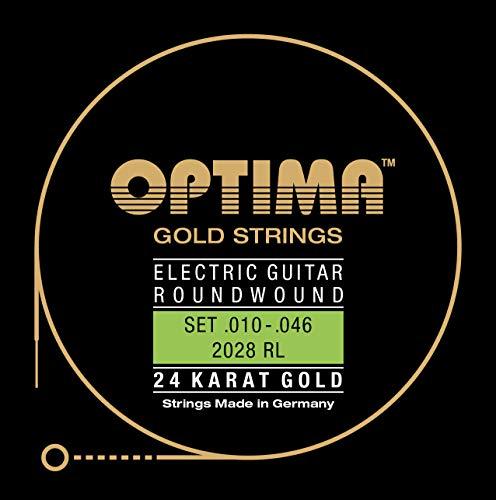 Optima 2028 Regular Light 010/046 gold