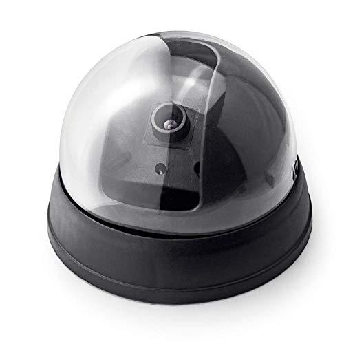 Best Deals! DSFSFFFD Fake Dome Camera Indoor/Outdoor Surveillance Dummy Wireless Home CCTV Security ...