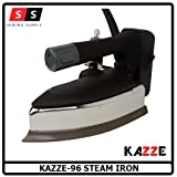 KAZZE BY SILVER STAR STEAM Stainless Steel 96 Heavy 1200W Electeric Steam Iron