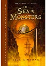 [The Sea of Monsters (Percy Jackson and the Olympians)] [Author: Riordan, Rick] [April, 2007]