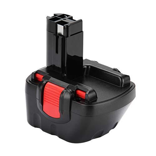 Joiry 12V 4.5Ah Ni-MH Batería para Bosch BAT043 BAT045 BAT120 BAT139 2607335542 2607335526 2607335274 2607335709 GSR 12-2 12VE-2 PSR 12 GSB 12VE-2 22612 23612 32612