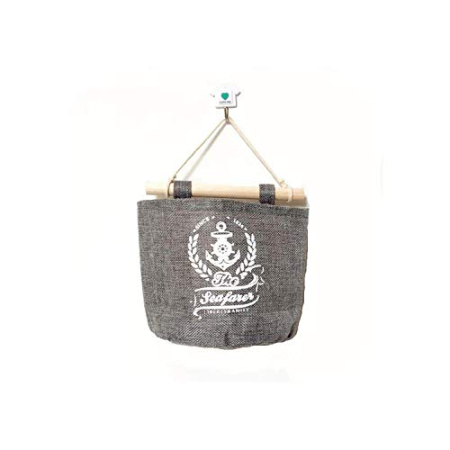 ZWWZ Kosmetik-Beutel-Geldbeutel 1pcs Marine-Art-Speicher-Beutel-kreative Garderobe Hang-Bag Wand Beutel Kosmetik Spielzeug Organisieren Taschen Home Storage Bag-3- HAIKE (Color : 4, Size : Size)