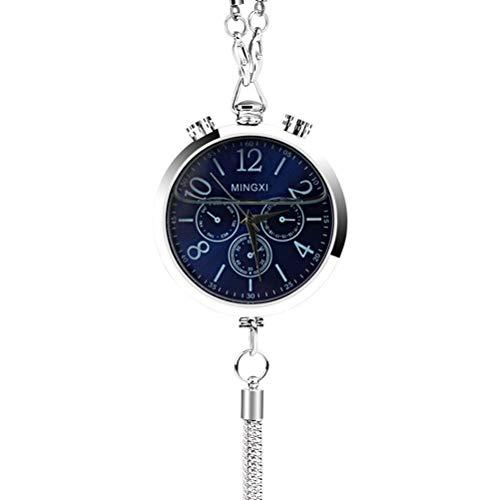 XIANGSHOU 1 unid Difusor del reloj en forma de reloj Ambientador no tóxico Colgante Colgante Colgante de Perfume Decoración para Vehículo Coche Interior