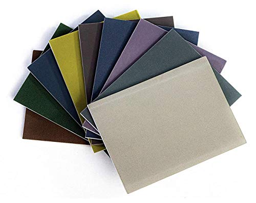 Schleifpapier-Set Soft Pads 100 x 75mm 9teilig Nass und Trocken
