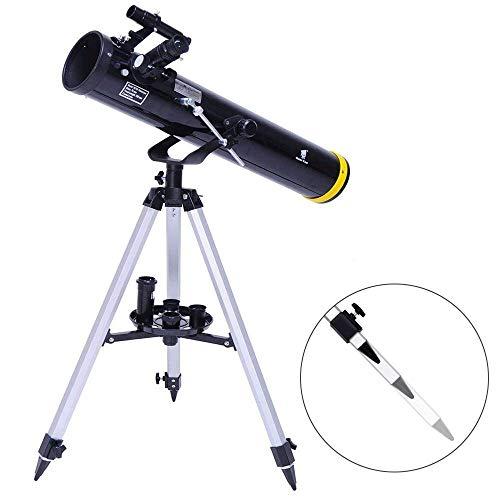 GEERTOP Telescopio Reflector Astronómico Compatible con Cámaras 7007