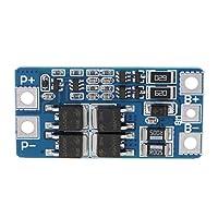 Baoyouls 2S 10A 7.4V 18650リチウムチャージャー保護ボードバランス付きBMS PCMモジュール