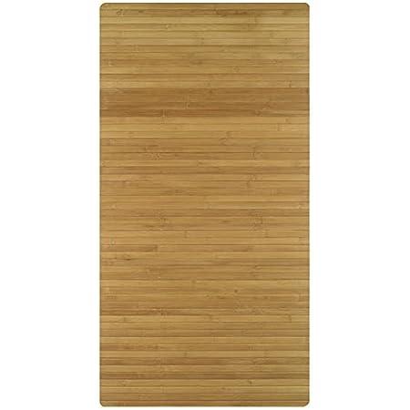 Kleine Wolke 5043202455 - Natte Bois/Bambou Nature, 60 x 115 cm, coloris aléatoire