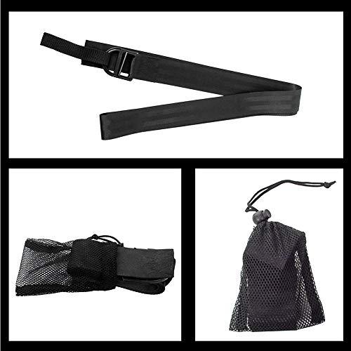 Weikeya Hermosa M, Ajustable, Camuflaje Cinturón de Seguridad de Cuerpo Completo Calidad Oxford Paño 100 * 40 cm Nylon Hecho