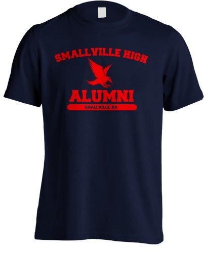 Meta Cortex T-shirts Smallville - Smallville Secundaria de la...
