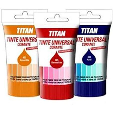 Titan - Tinte universal pardo titan 250 ml: Amazon.es: Belleza