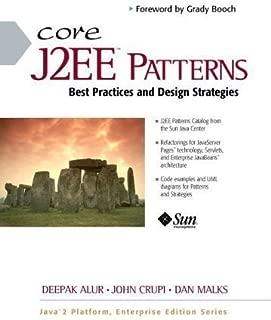 Core J2EE Patterns (Sun Microsystems Press) 1st (first) Edition by Alur, Deepak, Crupi, John, Malks, Dan published by Prentice Hall (2001)