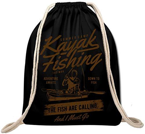 Ekate Kayak Fishing The Fish Are Calling Hunter Fisherman Carp Rodfather - Mochila para pesca