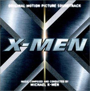 X-Men: Original Motion Picture Soundtrack Soundtrack edition (2000) Audio CD