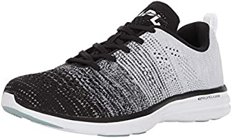 Athletic Propulsion Labs (APL) Techloom Pro Black/Heather Grey/White