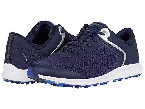 Callaway Women's Malibu Golf Shoe, Navy, 9