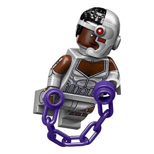 LEGO DC Super Heroes Series: Cyborg Minifigure (71026)