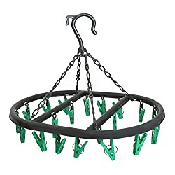 Camping buyer's guide - indoor airer peg rack