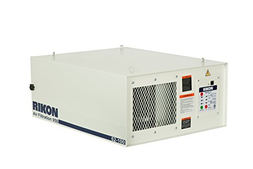 Rikon 62-100 Air Filtration 3 SPD 950 CFM