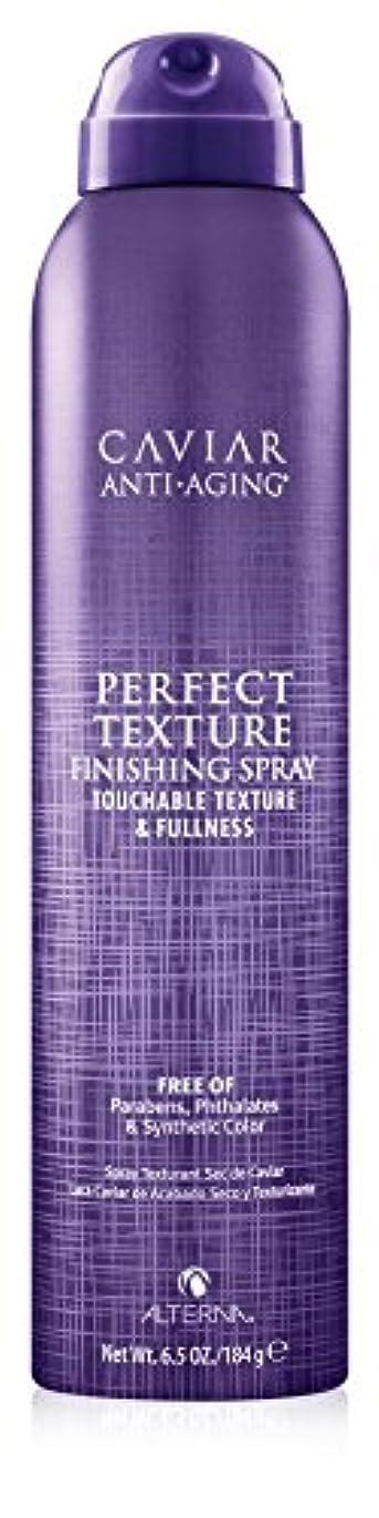 プロフェッショナル歩く修羅場Alterna Caviar Perfect Texture Finishing Spray 220ml