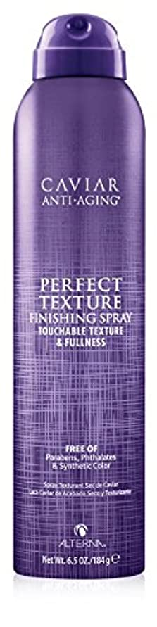基礎理論かもしれない有名Alterna Caviar Perfect Texture Finishing Spray 220ml