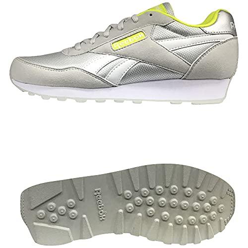 Reebok Rewind Run, Zapatillas de Running Mujer, PUGRY2/FTWBLA/ACIYEL, 40 EU