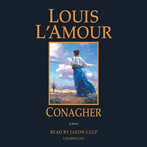 Conagher cover art