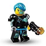 Lego Minifiguras Series 16 - FEMENINO CYBORG Minifigura Embolsado) 71013