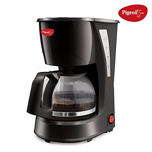 Pigeon Coffee Maker Brewster, Black