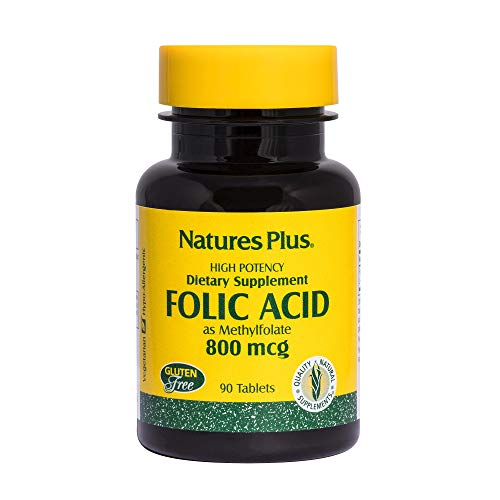 Folic Acid / Folsäure 800 mcg 90 Tabletten NP (vegan)