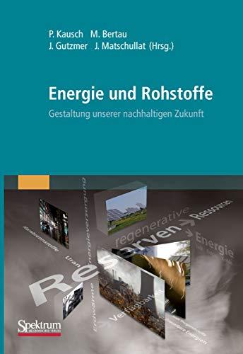 Energie und Rohstoffe: Gestaltung unserer nachhaltigen Zukunft