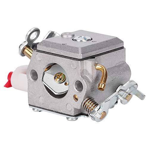 Xinwoer Carburador de Motosierra, Piezas de Repuesto de carburador de Aluminio Fundido a presión para Accesorios de Motosierra H-USQVARNA 353