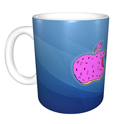 Simpsons Kaffeetasse, 325 ml, ideal für Frauen und Männer, lustige Geburtstagsideen für sie, Ihn, Ehefrau, Mutter, Tochter, Schwester