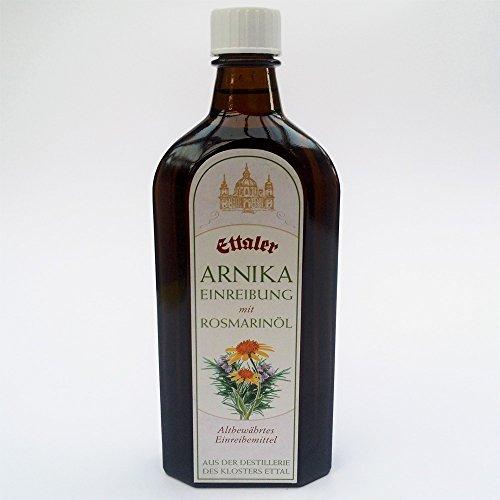 Arnika Einreibung mit Rosmarinöl - altbewährtes Einreibemittel -250ml