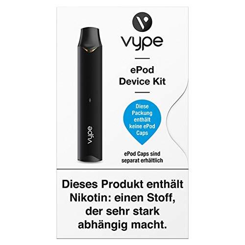 Vype ePod Device Kit (schwarz)