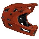 IXS Trigger FF MIPS Casco Integral para Bicicleta de montaña, E-Bike/BMX Adultos Unisex, Naranja, Medio