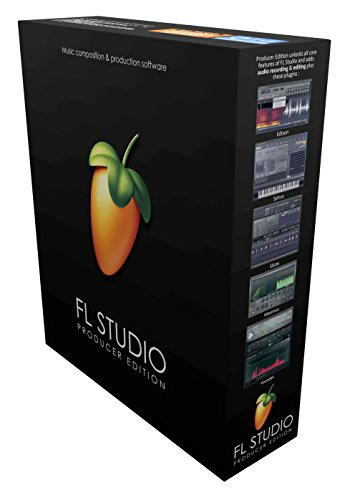 FL Studio Producer Edition 12 Software für Musikproduktion