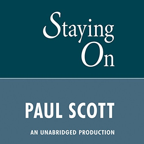 Staying On audiobook cover art
