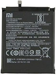 Batería de repuesto para Xiaomi MI 8 MI8 BM3E 3400 mAh