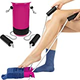 Colux Sock Aid (Hot Pink)
