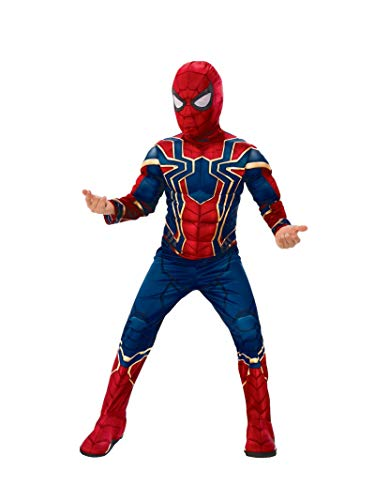 """Rubie's offiziell Lizenziertes Kostüm für Kinder, """"Avengers Infinity Wars"""" - Iron Spider."""