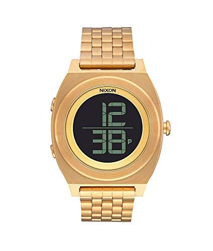 Nixon Unisex Reloj de pulsera digital cuarzo acero inoxidable a948502