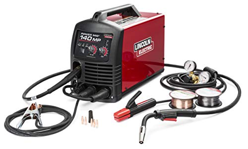 cheap Lincoln Power MIG 140MP MIG Welder K4498-1