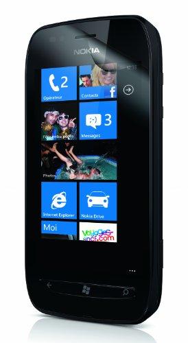 Nokia CP-5041 - Protector de pantalla (Nokia, Teléfono móvil/smartphone, Nokia Lumia 710)
