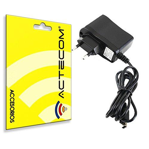 actecom® Cargador Adaptador para Nintendo DSi NDSi DSiXL 3DS 3DSXL / LL