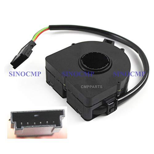 SINOCMP 32306793632 OEM Dirección Angulo Sensor para BMW 3er E46 5er E39 7er E38 X3 X5 Z3 Z8, 3 meses de garantía