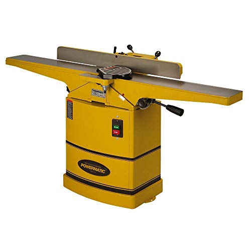 Powermatic 1791317K 54HH 6-Inch Jointer with helical...