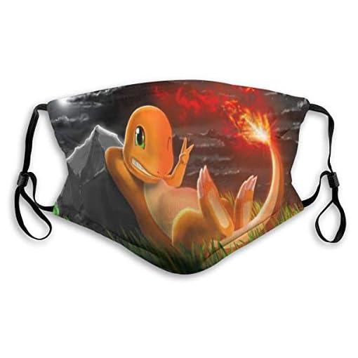 Pokemon Mundschutzmaske, Glumanda Anime Mundschutz