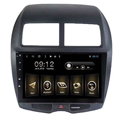 TOPNAVI 2 Go Octo Core Anroid 8.1 10.1 Inc Table hCar pour Mitsubishi ASX 2013 2014 2015 2016 2017 Radio Auto Navigation GPS Stéréo WiFi 3G RDS Lien Miroir FM AM BT