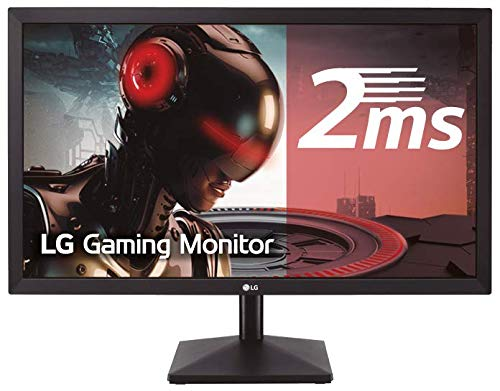 LG 27MK400H-B - Monitor Gaming FHD de 68, 6 cm (27