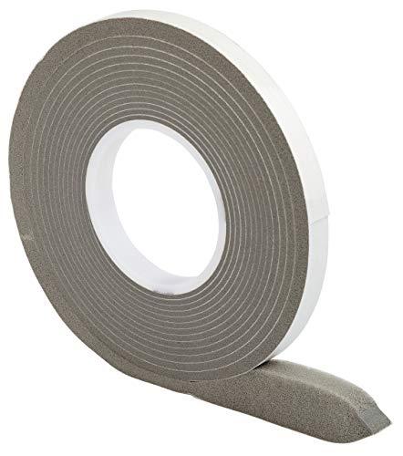 Komprimierband 10/3 │ grau │ 1 Stück │ 10 m lang │ Rollenbreite: 10 mm, Fugenbreite: 3-15 mm │ Fugendichtband │ Quellband